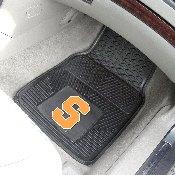 Syracuse 2-pc Vinyl Car Mat Set
