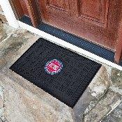 NBA - Detroit Pistons Door Mat 19.5x31.25