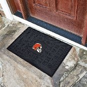 NFL - Cleveland Browns Medallion Door Mat