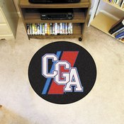 USCG Academy 27 Roung Rugs 27 diameter