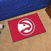 NBA - Atlanta Hawks Starter Rug 19 x 30