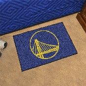 NBA - Golden State Warriors Starter Rug 19 x 30