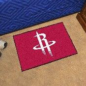 NBA - Houston Rockets Starter Rug 19 x 30