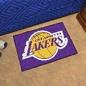 NBA - Los Angeles Lakers Starter Rug 19 x 30