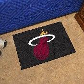 NBA - Miami Heat Starter Rug 19 x 30