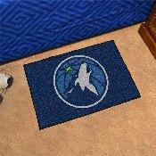 NBA - Minnesota Timberwolves Starter Rug 19 x 30