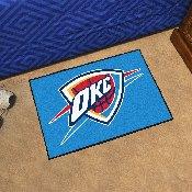 NBA - Oklahoma City Thunder Starter Rug 19 x 30