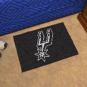 NBA - San Antonio Spurs Starter Rug 19 x 30