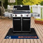 NFL - Denver Broncos Grill Mat 26x42