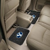 BYU Backseat Utility Mats 2 Pack 14x17