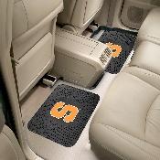 Syracuse Backseat Utility Mats 2 Pack 14x17