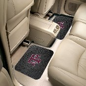 Texas A&M Backseat Utility Mats 2 Pack 14x17