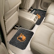 MLB - Baltimore Orioles Backseat Utility Mats 2 Pack 14x17