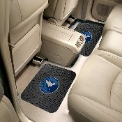 NBA - Minnesota Timberwolves Backseat Utility Mats 2 Pack 14x17
