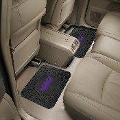 NBA - Sacramento Kings Backseat Utility Mats 2 Pack 14x17