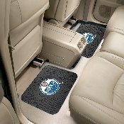 NHL - Edmonton Oilers Backseat Utility Mats 2 Pack 14x17
