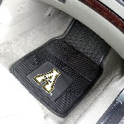 Appalachian State Heavy Duty 2-Piece Vinyl Car Mats 17x27