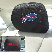 NFL - Buffalo Bills Head Rest Cover 10