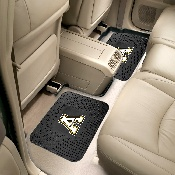 Appalachian State Backseat Utility Mats 2 Pack 14x17