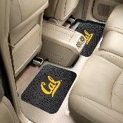 UC Berkeley Backseat Utility Mats 2 Pack 14x17