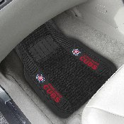MLB - Chicago Cubs 2-Piece Deluxe Mat 21x27