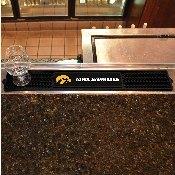 Iowa Drink Mat 3.25x24