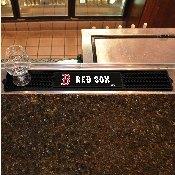 MLB - Boston Red Sox Drink Mat 3.25x24