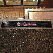 MLB - St. Louis Cardinals Drink Mat 3.25x24