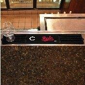 MLB - Cincinnati Reds Drink Mat 3.25x24
