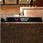 NBA - Chicago Bulls Drink Mat 3.25x24