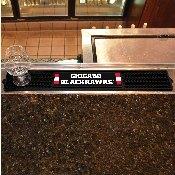 NHL - Chicago Blackhawks Drink Mat 3.25x24