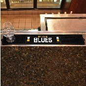 NHL - St. Louis Blues Drink Mat 3.25x24