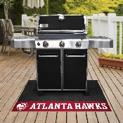 NBA - Atlanta Hawks Grill Mat 26x42