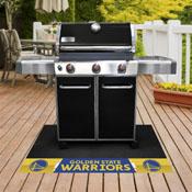 NBA - Golden State Warriors Grill Mat 26x42