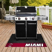 NBA - Miami Heat Grill Mat 26x42