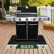 NBA - Milwaukee Bucks Grill Mat 26x42