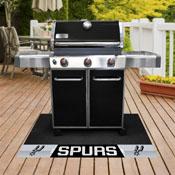 NBA - San Antonio Spurs Grill Mat 26x42