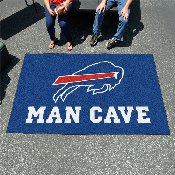 NFL - Buffalo Bills Man Cave UltiMat Rug 5'x8'
