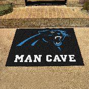 NFL - Carolina Panthers Man Cave All-Star Mat 33.75x42.5
