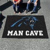 NFL - Carolina Panthers Man Cave UltiMat Rug 5'x8'