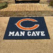 NFL - Chicago Bears Man Cave All-Star Mat 33.75x42.5
