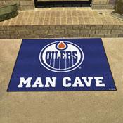NHL - Edmonton Oilers Man Cave All-Star Mat 33.75x42.5