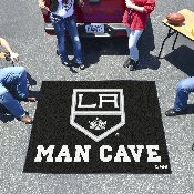 NHL - Los Angeles Kings Man Cave Tailgater Rug 5'x6'