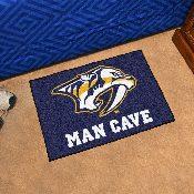 NHL - Nashville Predators Man Cave Starter Rug 19x30