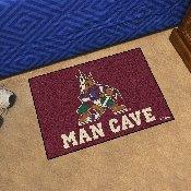 NHL - Arizona Coyotes Man Cave Starter Rug 19x30