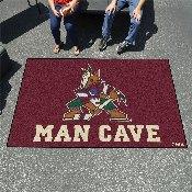 NHL - Arizona Coyotes Man Cave UltiMat Rug 5'x8'