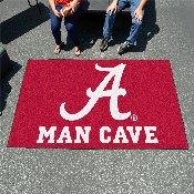Alabama Man Cave UltiMat Rug 5'x8'