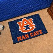 Auburn Man Cave Starter Rug 19x30