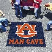 Auburn Man Cave Tailgater Rug 5'x6'