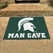 Michigan State Man Cave All-Star Mat 33.75x42.5